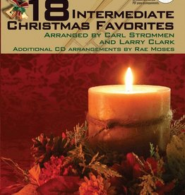 Carl Fischer 18 Intermediate Christmas Favorites - Trombone
