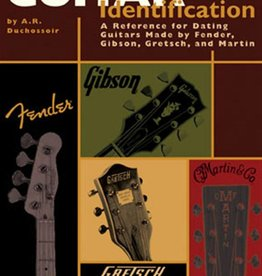 Hal Leonard Guitar Identification by A.R. Duchossoir