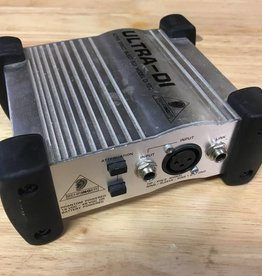 Behringer (used) Behringer Ultra-DI Active Direct Inject Box Model DI 10C