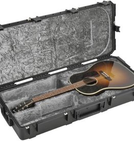 SKB SKB iSeries Waterproof Acoustic Guitar Case - Black
