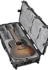 SKB SKB iSeries Waterproof Acoustic Guitar Case - Black