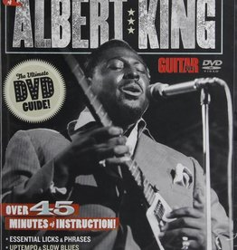 Alfred Guitar World: How to Play Blues in the Style of Albert King