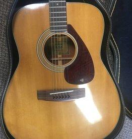 Yamaha (used) Yamaha Acoustic Guitar FG200 w/ Hardshell Case