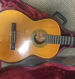 Aria (used) Aria AC10 Classical Acoustic Guitar w/ Hardshell Case