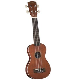 Diamond Head Diamond Head DU-250 Soprano Ukulele w/ Bag - Satin Finish, Mahogany