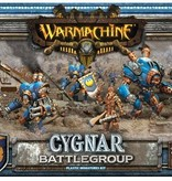 Privateer Press Warmachine: Cygnar - MKII Battle Group Box
