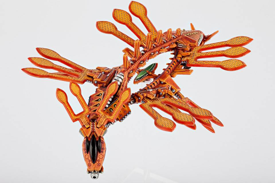 Hawk Wargames Dropzone Commander: Shaltari - Firedrake