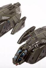 Hawk Wargames Dropzone Commander: UCM - Raven Type-A Light Dropships