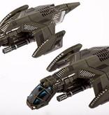 Hawk Wargames Dropzone Commander: UCM - Falcon Gunships