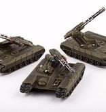 Hawk Wargames Dropzone Commander: UCM - Rapier AA Tanks
