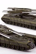 Hawk Wargames Dropzone Commander: UCM - Gladius Heavy Battle Tanks
