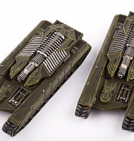 Hawk Wargames Dropzone Commander: UCM - Scimitar Tank Destroyers