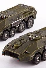 Hawk Wargames Dropzone Commander: UCM - Bear APC's