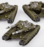 Hawk Wargames Dropzone Commander: UCM - Katana Light Tank