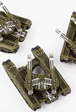 Hawk Wargames Dropzone Commander: UCM - Katana Light Tank
