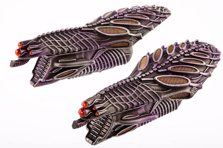 Hawk Wargames Dropzone Commander: Scourge - Intruder Alpha Light Dropships
