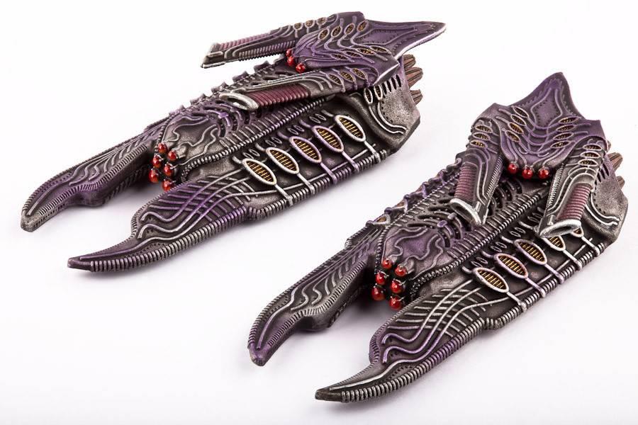 Hawk Wargames Dropzone Commander: Scourge - Slayer Heavy Grav-Tanks