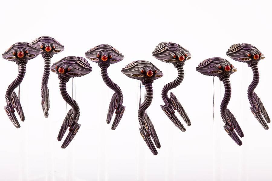 Hawk Wargames Dropzone Commander: Scourge - Minder Swarm