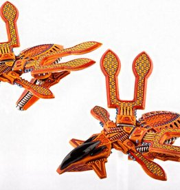 Hawk Wargames Dropzone Commander: Shaltari - Thunderbird Gunships