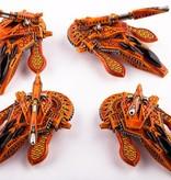 Hawk Wargames Dropzone Commander: Shaltari - Yari Light Grav-Tanks