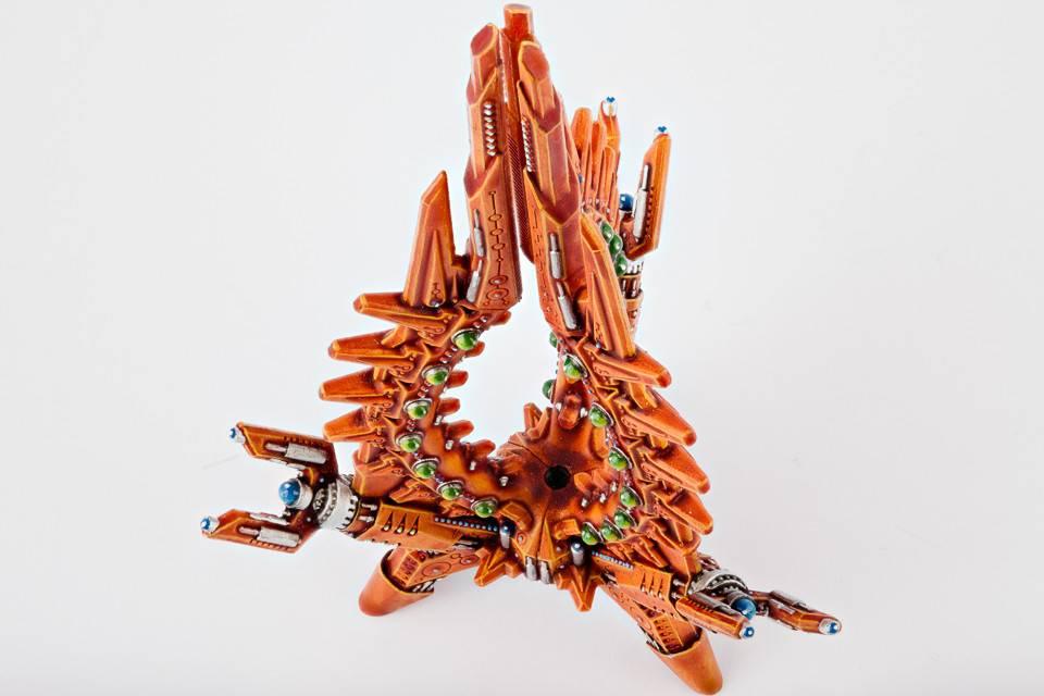 Hawk Wargames Dropzone Commander: Shaltari - Totem Warspire