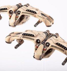 Hawk Wargames Dropzone Commander: PHR - Triton A1 Strike Dropships