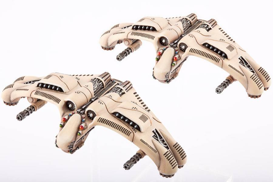 Hawk Wargames Dropzone Commander: PHR - Triton A2 Strike Dropships