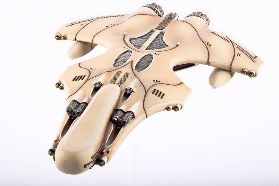 Hawk Wargames Dropzone Commander: PHR - Athena Air Superiority Fighter