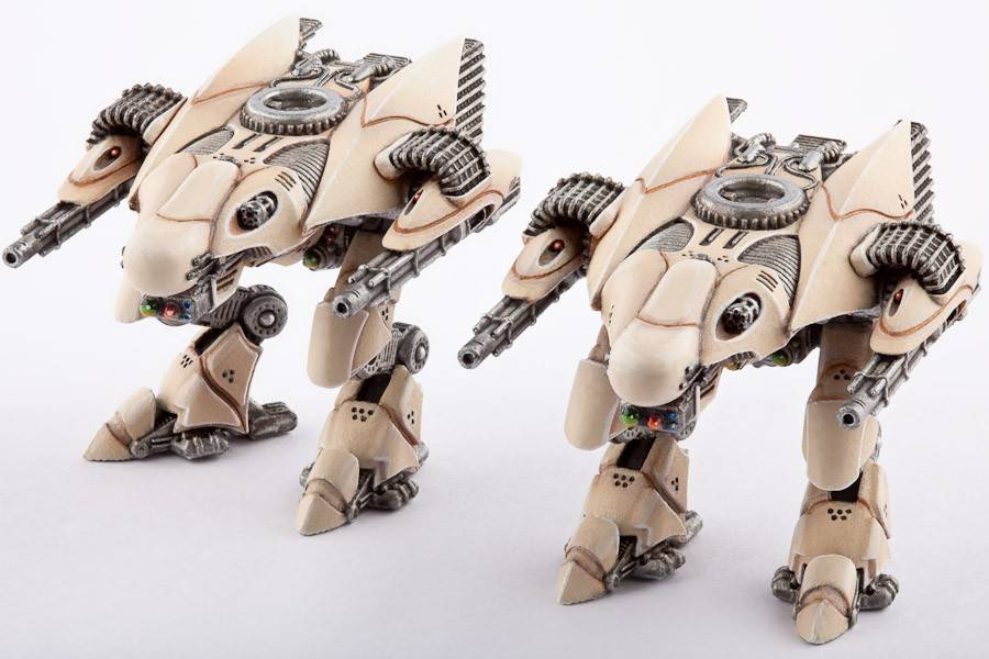 Hawk Wargames Dropzone Commander: PHR - Enyo Siege Heavy Walkers