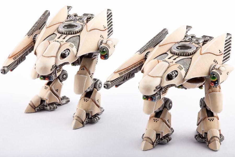Hawk Wargames Dropzone Commander: PHR - Hyperion Heavy Walkers