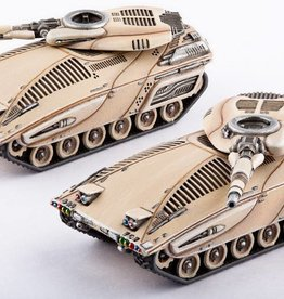 Hawk Wargames Dropzone Commander: PHR - Juno A1 Infantry Fighting Vehicle