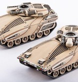 Hawk Wargames Dropzone Commander: PHR - Juno A2 Infantry Fighting Vehicle