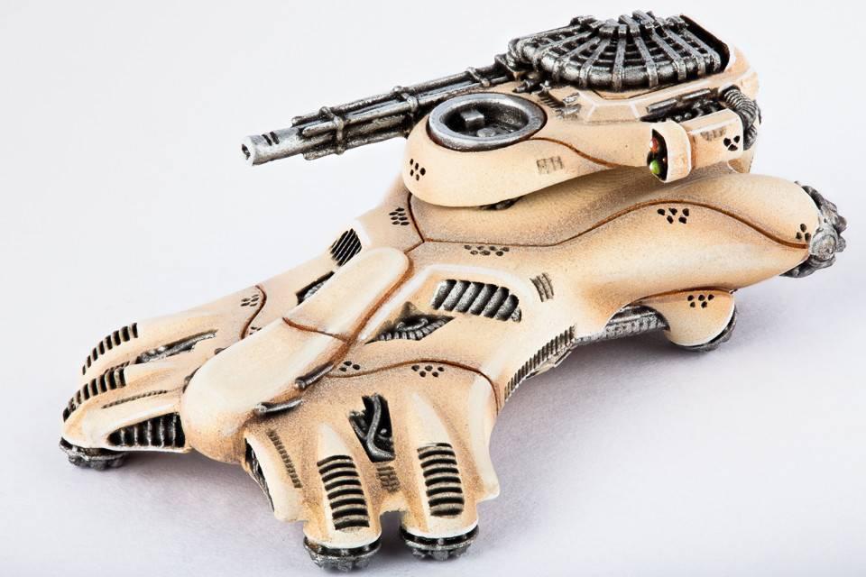 Hawk Wargames Dropzone Commander: PHR - Angelos Jetskimmer