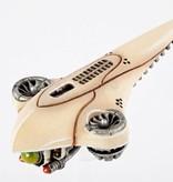 Hawk Wargames Dropzone Commander: PHR - Mercury Scout Drone