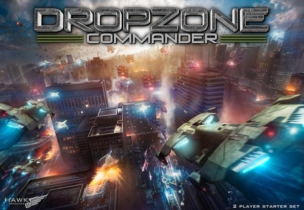 Hawk Wargames Dropzone Commander: 2 Player Starter Set