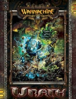 Privateer Press WARMACHINE: Wrath Softcover Rulebook