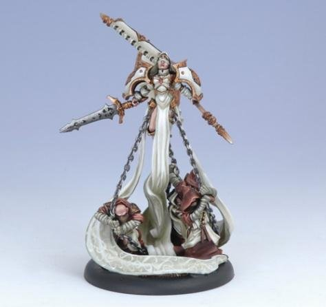 Privateer Press Warmachine: Protectorate - Harbinger of Menoth
