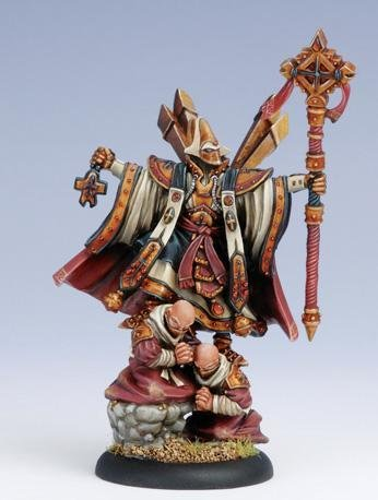 Privateer Press Warmachine: Protectorate: Hierarch Severius