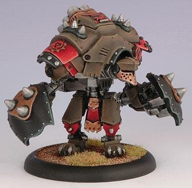 Privateer Press Warmachine: Khador - Kodiak Heavy Warjack