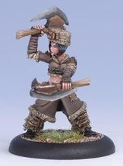 Privateer Press Khador Manhunter Alternate Pose