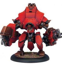 Privateer Press Khador Decimator/Destroyer/Juggernaut/Marauder PLASTIC Heavy Warjack BOX