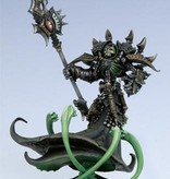 Privateer Press Warmachine: Cryx - Epic Lich Lord Asphyxious