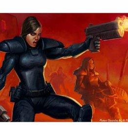 Prodos Games Warzone: Bauhaus Etoiles Mortant