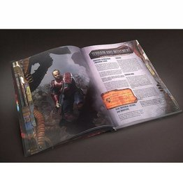 Prodos Games Warzone Resurrection Rulebook