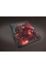 Prodos Games Warzone Resurrection Rulebook