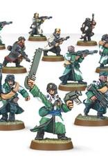 Games Workshop Valhallan Squad