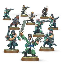 Games Workshop Valhallan Squad