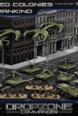 Hawk Wargames Dropzone Commander: UCM - Starter Army
