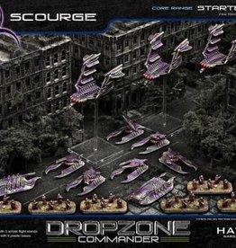 Hawk Wargames Dropzone Commander: Scourge - Premium Army Starter with KR Case