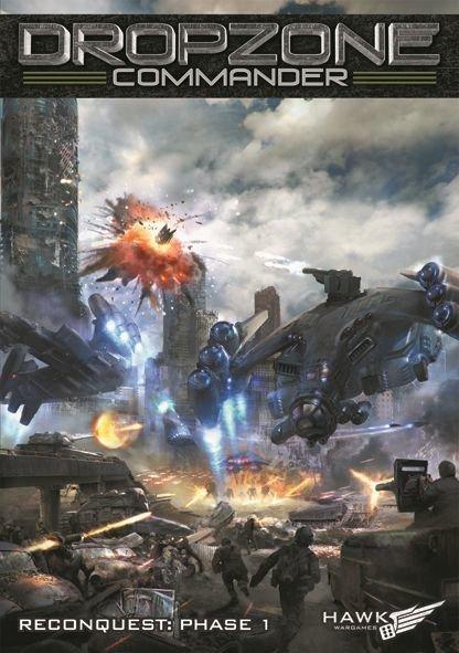 Hawk Wargames Dropzone Commander: Reconquest - Phase 1
